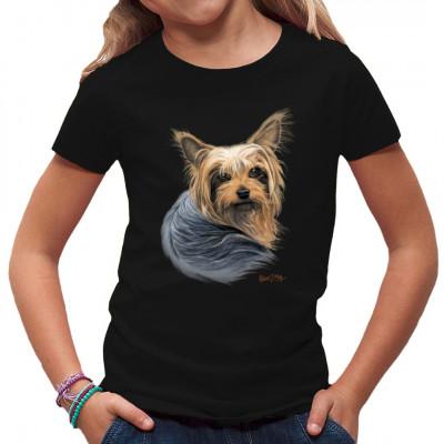 Shirt: Yorkshire Terrier Hund, Tiere & Natur, Hunde, Hunde