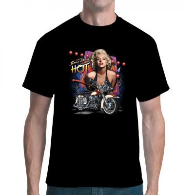 Marilyn Monroe - Some Like It Hot , Männer & Frauen, Biker, Pin Ups, Pin Ups, Marilyn Monroe