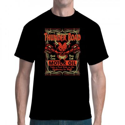 Thunder Road Devil, Männer & Frauen, Totenköpfe & Gothic, Biker, Hot Rods, Hot Rods