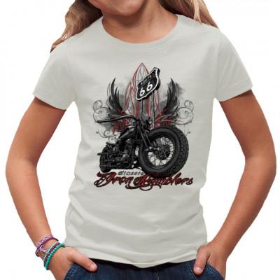 Iron Ramblers Motorcycle, Männer & Frauen, Biker, Biker