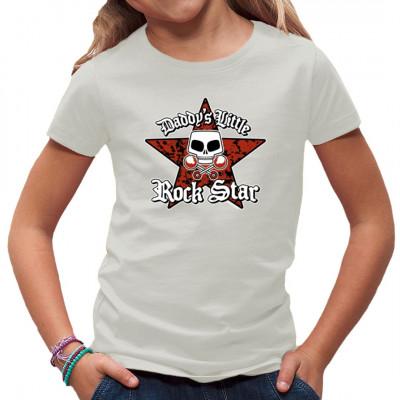 Dein Kind beweist schon früh Rockstar - Tendenzen? Es verwendet deine Tassen und Töpfe als Drumkit? Es spielt Luftgitarre zu Led Zeppelin? Oder benimmt es sich einfach wie eine Axl Rose - artige Diva?