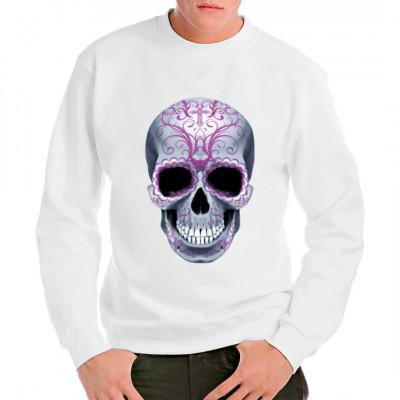 Falls ihr keine Gelegenheit habt, selbst Zuckerschädel zum mexikanischen Tag der Toten zu machen, dann tragt doch dieses tolle T-Shirt. Anders als ein echter Sugar Skull endet dieses T-Shirt nicht als klebriger Brei, sobald es regnet...