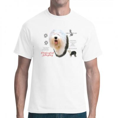 Bobtail, Altenglischer Schäferhund, Old English Sheepdog, MOTIVE P - Z, Tiere, Tiere & Natur, Hunde, Hunde