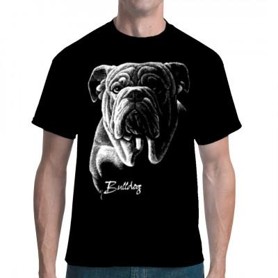 Bulldogge einfach zum knuddeln, Tiere & Natur, Hunde, Hunde