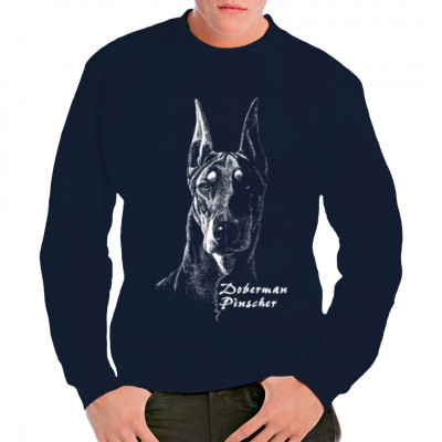 Shirt-Motiv: Dobermann Hund, Tiere & Natur, Hunde, Hunde