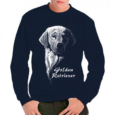 Hunde T-Shirt: Golden Retriever, Tiere & Natur, Hunde, Hunde