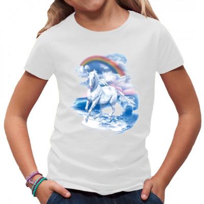 Pferd Am Strand T Shirt Selbst Gestalten Drucken Im Shirtde