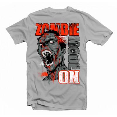 Manchmal muss man einfach in den Zombie-Modus schalten, z.B. montags... Fühlst du dich auch wie ein wandelnder Toter? Dann hol dir dieses tolle Zombie-Shirt.