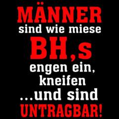 Männer BHs