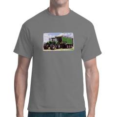 Traktor Deutz mit Hänger