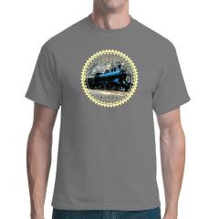 Dampflock Shirt Lok Serie 703t