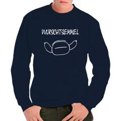 Ostalgie-Motiv: Wurschtsemmel