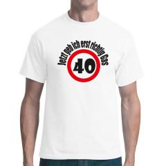 40 Jetzt gebe ich richtig Gas