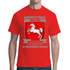 Bundesland Shirt Perfekter Niedersachse