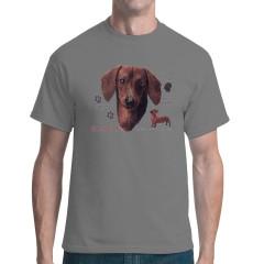 Dackel Shirt Rassehund