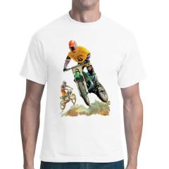 Motocross Shirt: Dirtbike, Dirt bikin