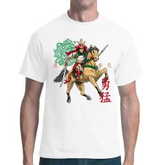 Horseback Samurai