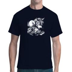Wolfsrudel - Oversize Motiv