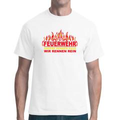 Feuerwehr - Wir rennen rein