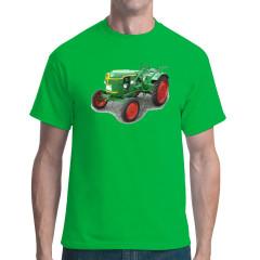 Traktor: Deutz D50 Oldtimer