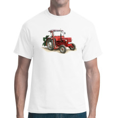 Oldtimer Traktor McCormick