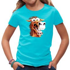 Fun Shirt: Crazy Horse - verrücktes Pferd