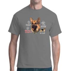 Shirt Motiv: Deutscher Schäferhund