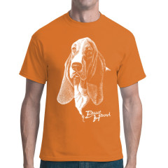 T-Shirt Basset Rassehund Hund