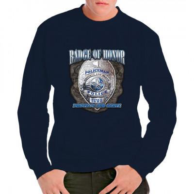 Badge of Honor - Polizeimarke