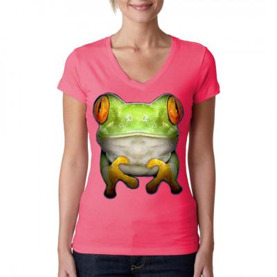 Riesiger Frosch
