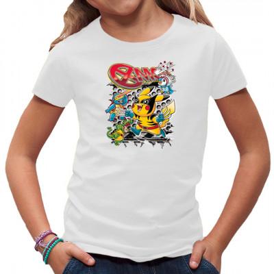 X-Mon Comic Shirt