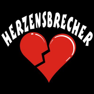 GR 1520 Herzensbrecher, FUN Shirt, Liebe, Sprüche, Herz