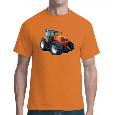 Traktor Renault Ares