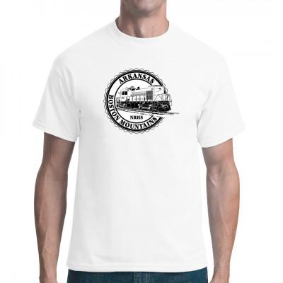 Arkansas Lokomotiven T-Shirt
