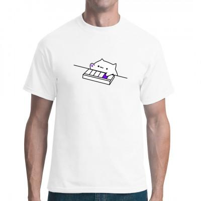 Bongo Cat Kult Shirt