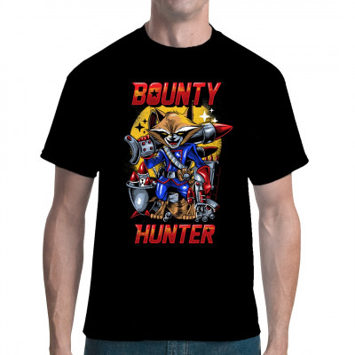 Bounty Hunter Comic