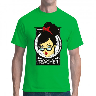 Pin-Up: Exclusive Teacher