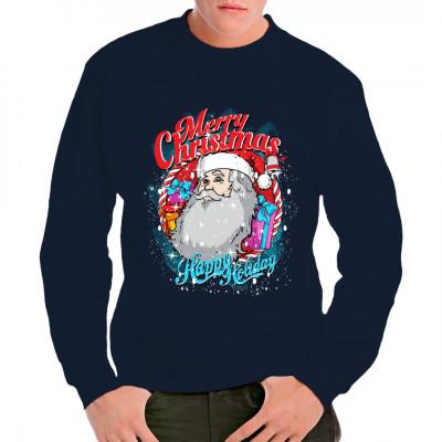 Weihnachtsmann - Frohe Weihnachten