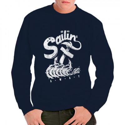 Segel Motiv: Sailing Away