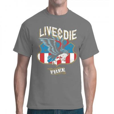 Live & Die Free Adler