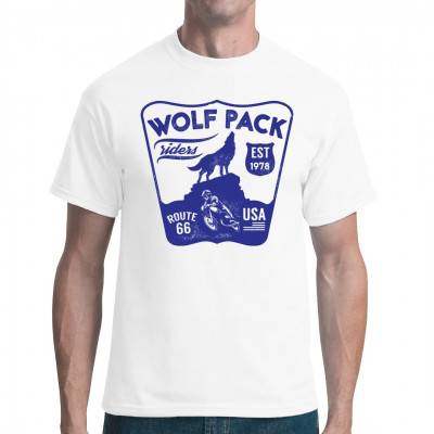 Wolf Pack Riders