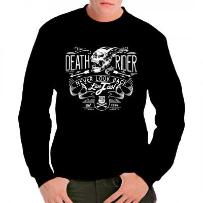 Death Rider Skull