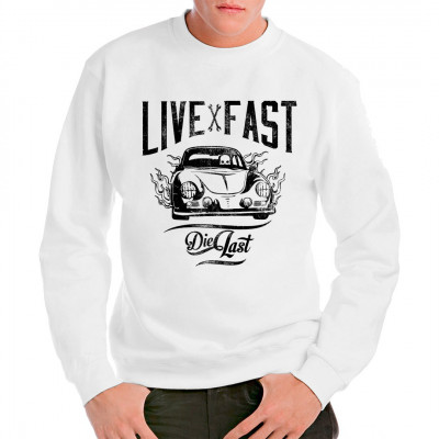 Live Fast Hot-Rod