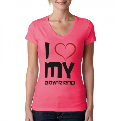 Valentinstag - I love my boyfriend