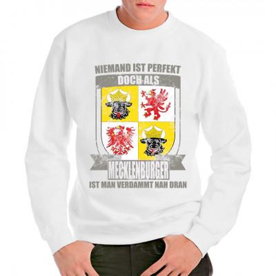 Perfekter Mecklenburger Wappen