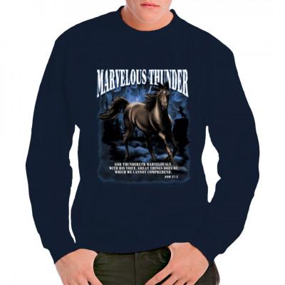 Marvelous Thunder Pferd