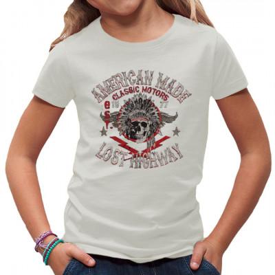 Lost Highway USA Kult Shirt