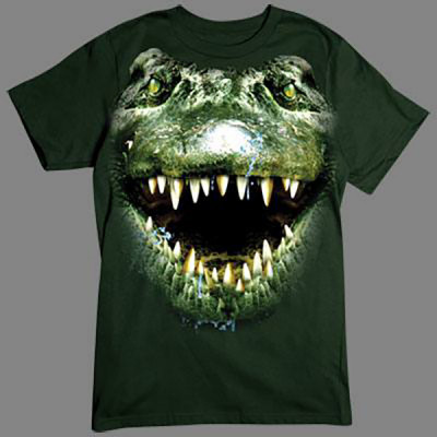Big Face - Alligator