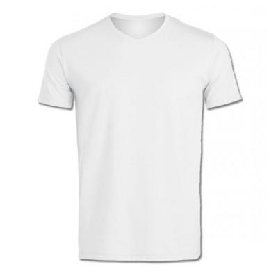 T-Shirt V-Hals Herren