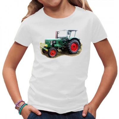 Traktor alter Schlepper
